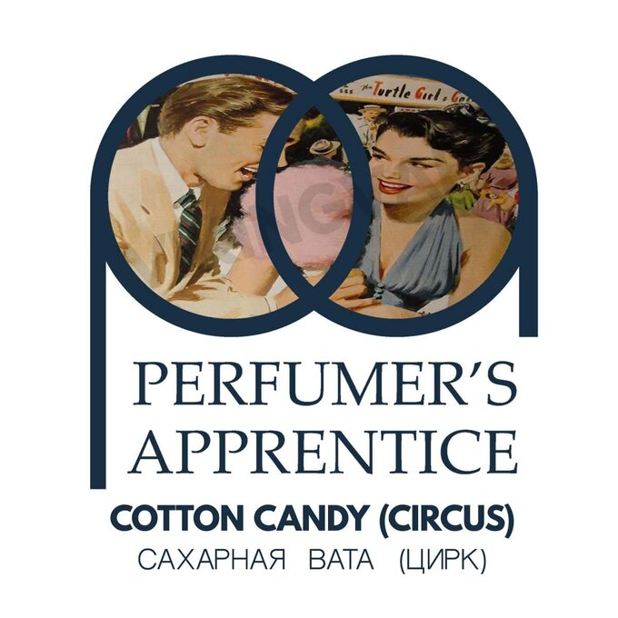 The Perfumer's Apprentice Cotton Candy (Цирк)