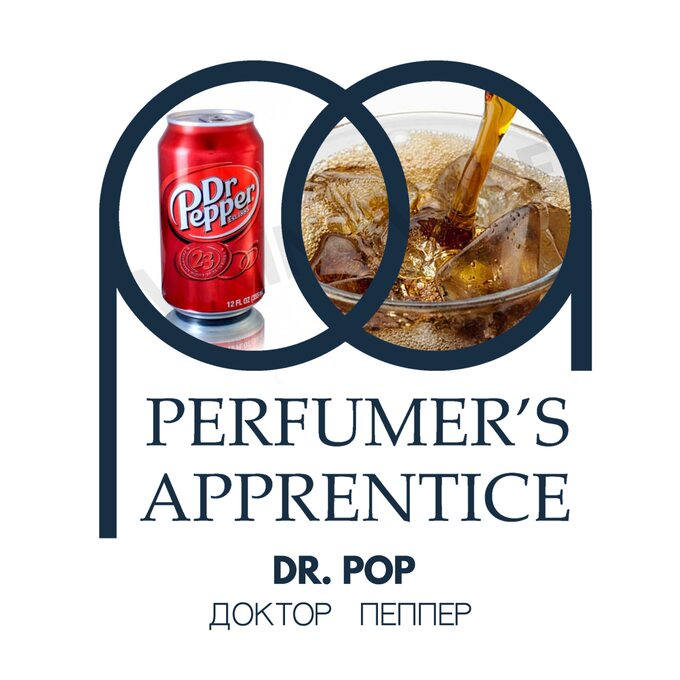 The Perfumer's Apprentice Dr.Pop (Доктор Пеппер)