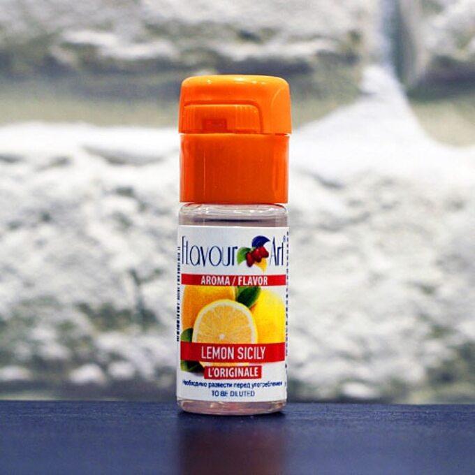 FlavourArt Lemon Sicilia