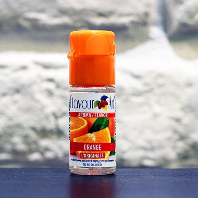 FlavourArt Orange