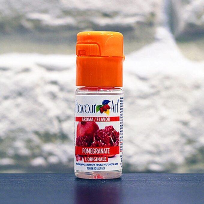 FlavourArt Pomegranate