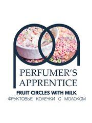 Fruit Circles With Milk ( Фруктовые колечки с молоком)