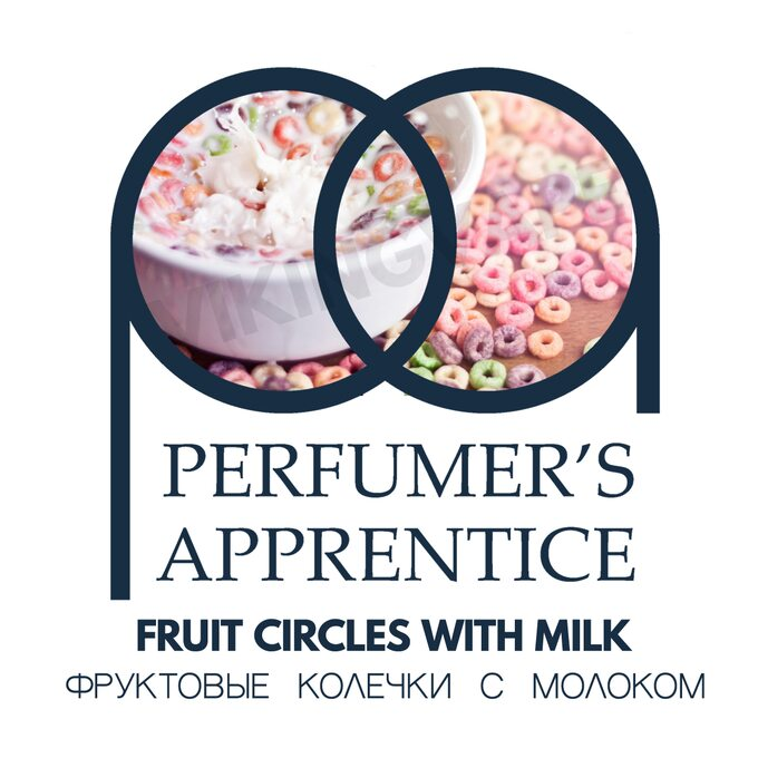 The Perfumer's Apprentice Fruit Circles With Milk ( Фруктовые колечки с молоком)