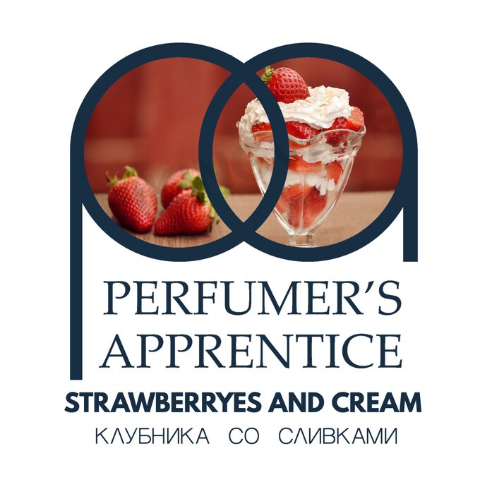 The Perfumer's Apprentice Strawberryes And Cream (Клубника со сливками)