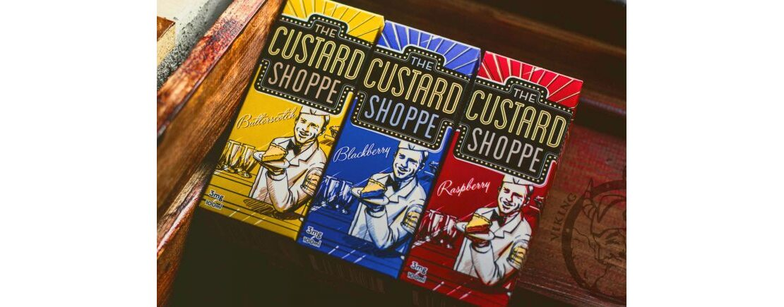 The Custard Shoppe – Пирогов много не бывает