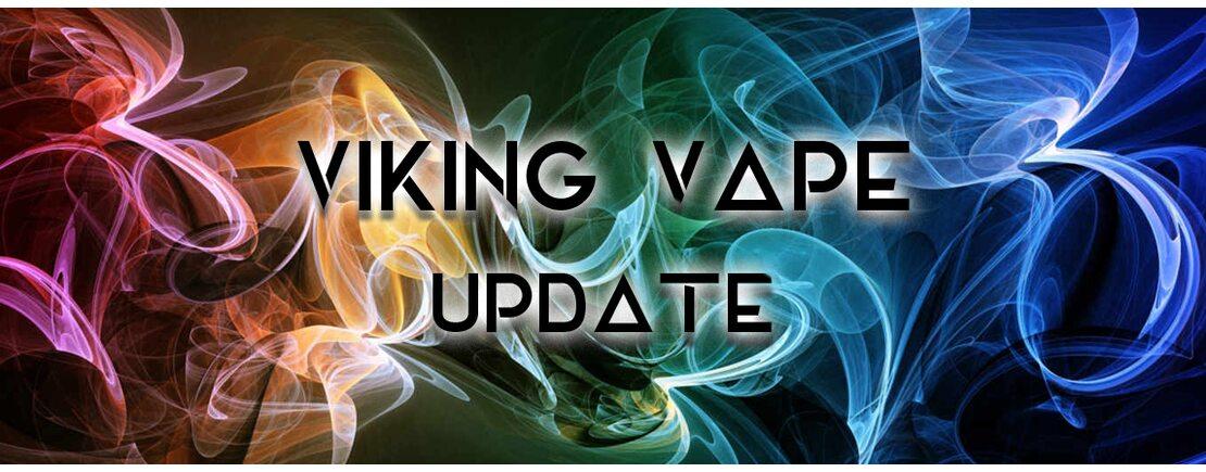 VIKING VAPE UPDATE