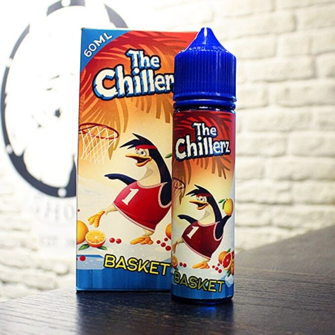 Жидкость для вейпа Chillerz Basket