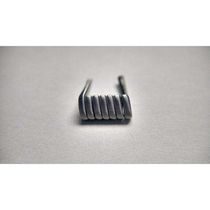 Fused Clapton Coils