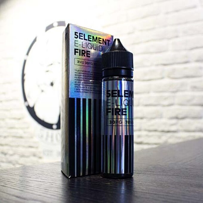 Жидкость для вейпа 5Element Fire