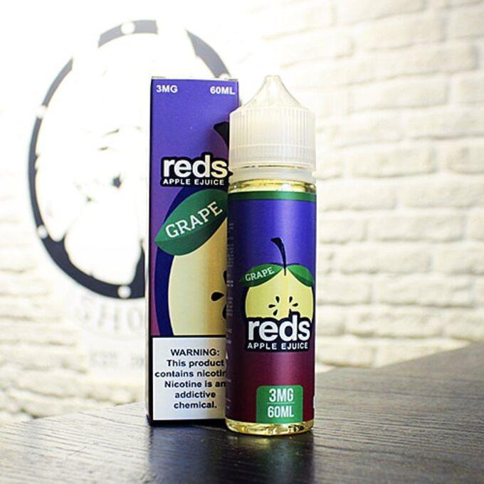 Жидкость для вейпа Reds Grape Apple