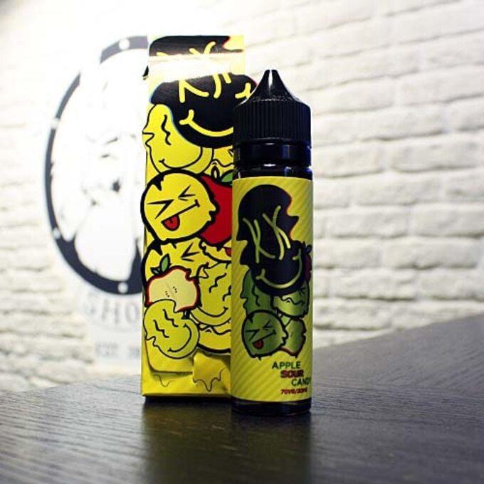 Жижа для вейпа Acid Juice Apple Sour Candy