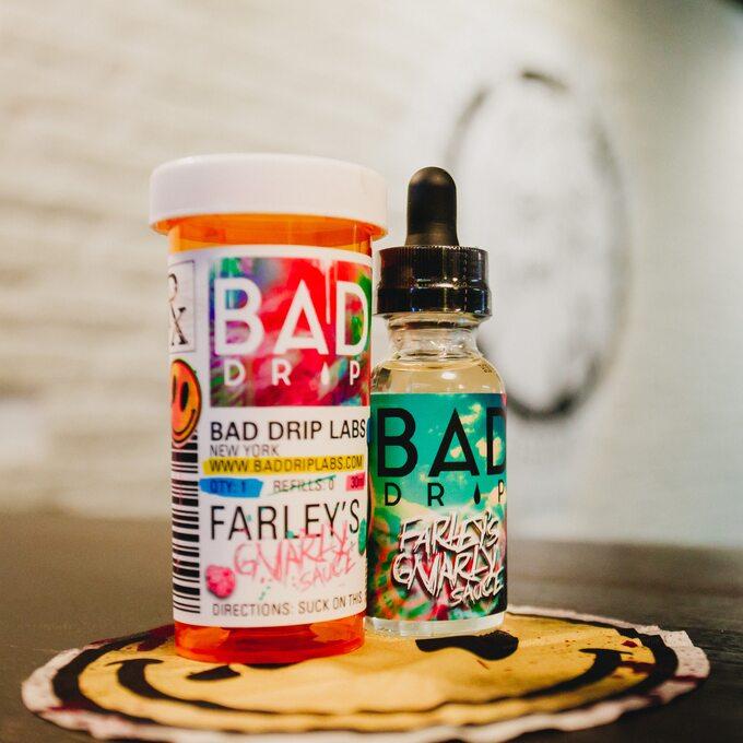 Жидкость для вейпа Bad Drip Farleys Gnarly Sauce