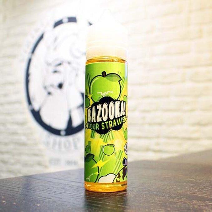 Жидкость для вейпа Bazooka Green Apple