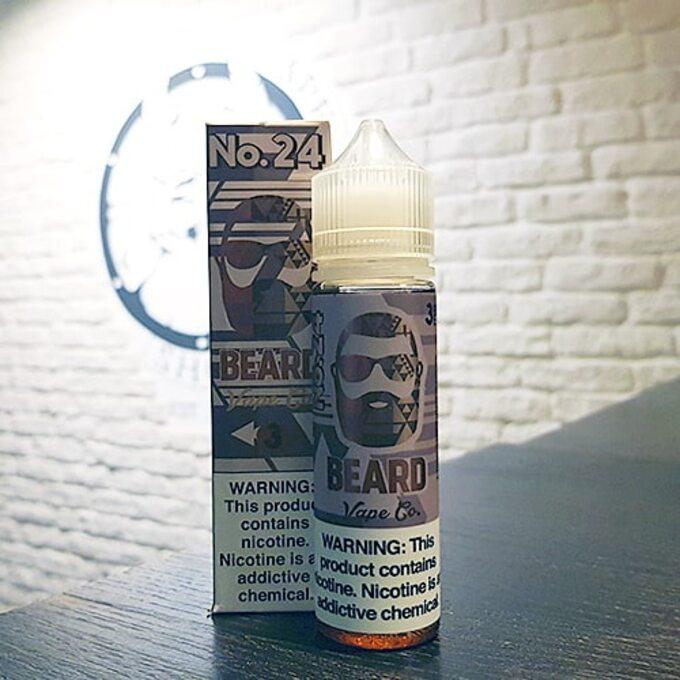Жидкость для вейпа Beard №24