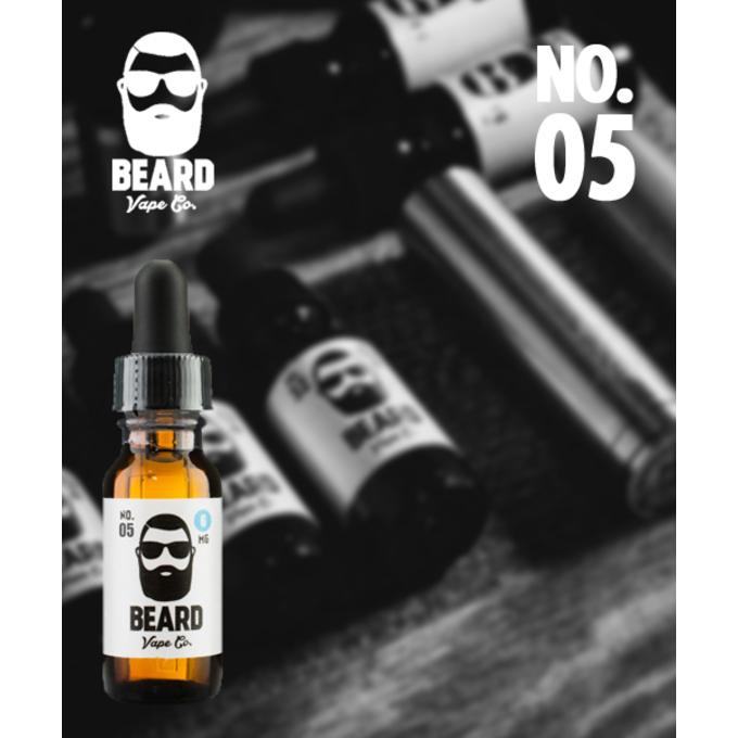 Жижа для вейпа Beard #5