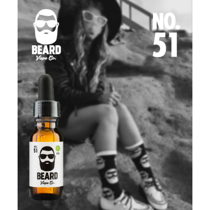 Жижа для вейпа Beard #51