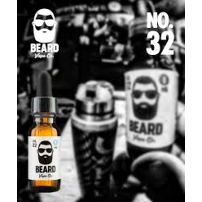 Жижа для вейпа Beard #32