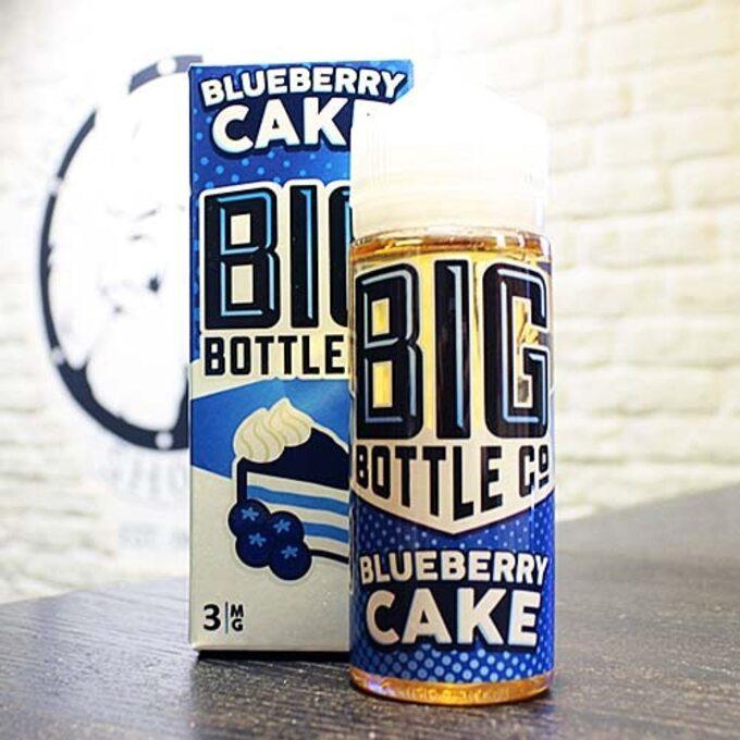 Big Bottle Blueberry Cake