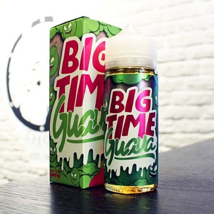 Жидкость для вейпа Big Time Juice Guava