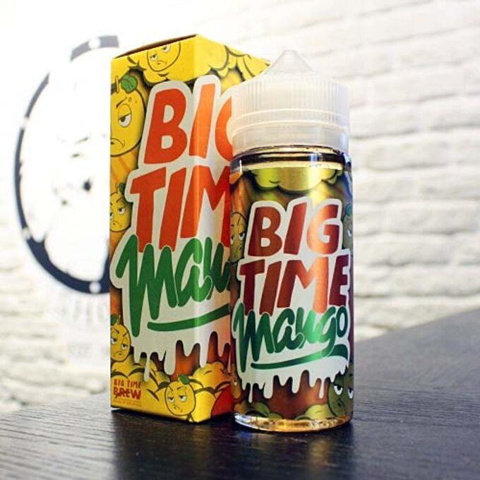 Жидкость для вейпа Big Time Juice Mango