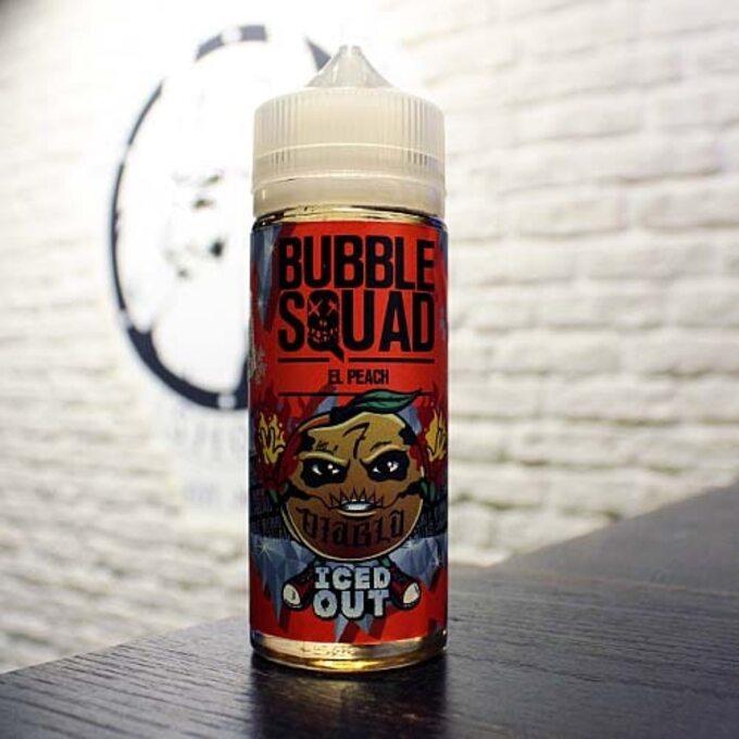 Жидкость для вейпа Bubble Squad El Peach