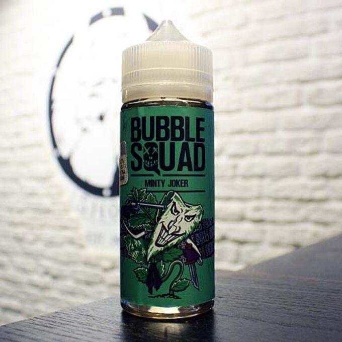 Bubble Squad Minty Joker