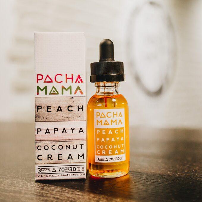 PACHAMAMA Tropical Fruit Cream