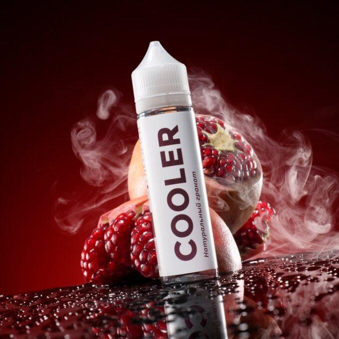 Жидкость для вейпа Cooler Натуральный Гранат