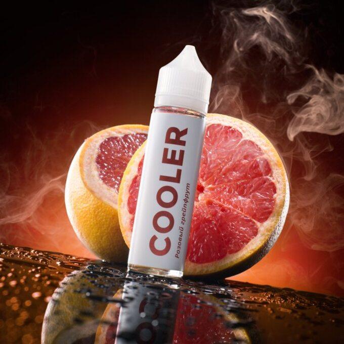 Жидкость для вейпа Cooler Розовый Грейпфрут