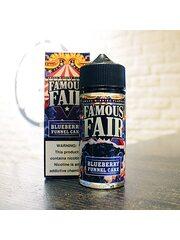 Жидкость для вейпа Famous Fair Blueberry Funnel Cake