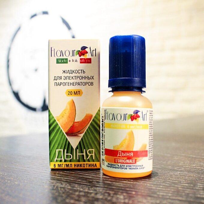 Жидкость для вейпа Flavour Art Cantaloupe (Melon)
