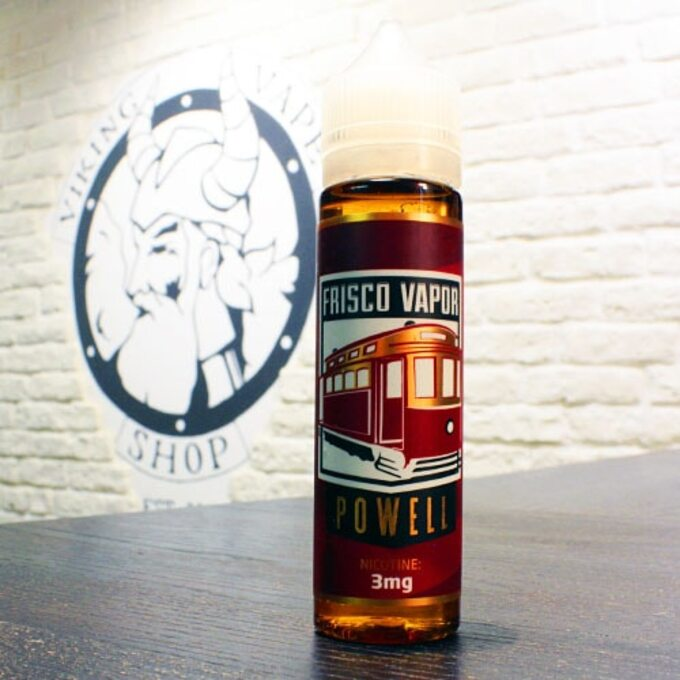 Жидкость для вейпа Frisco Powell