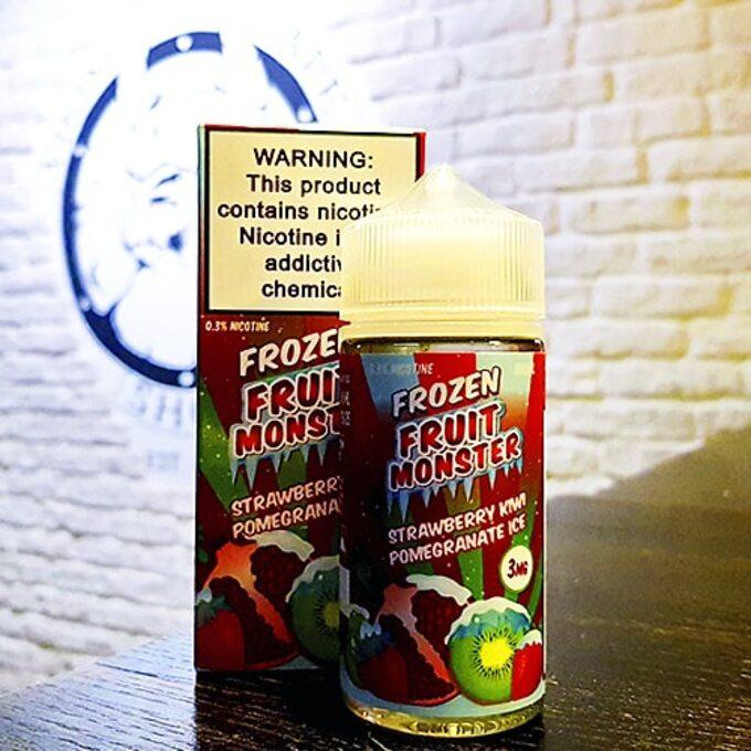 Жидкость для вейпа Frozen Fruit Monster Strawberry Kiwi Pomegranate