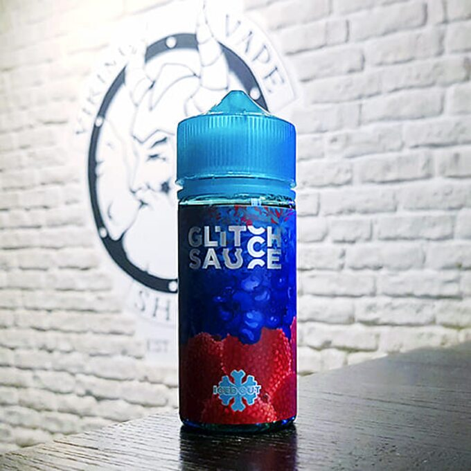 Жидкость для вейпа Glitch Sauce Iced Out Bleach
