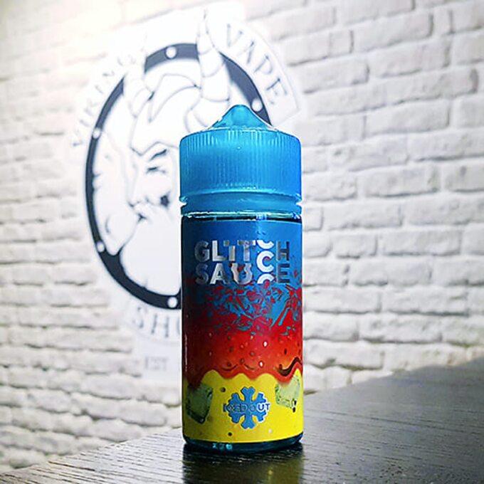 Жидкость для вейпа Glitch Sauce Iced Out Rogue