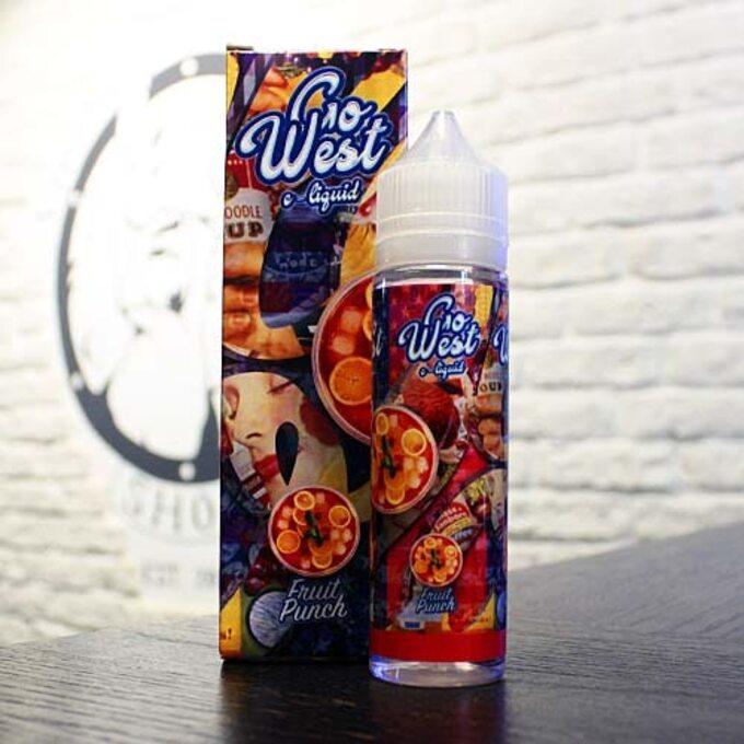 Жидкость для вейпа Go West Fruit Punch