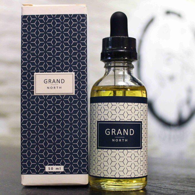Жидкость для вейпа Grand - North
