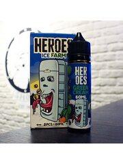 Жидкость для вейпа Heroes Green Cream