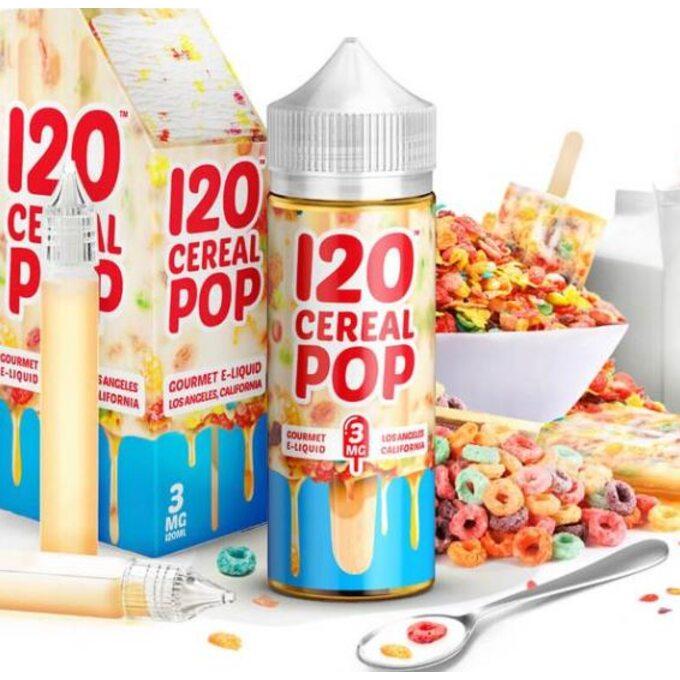 Жидкость для вейпа 120 Cereal Pop