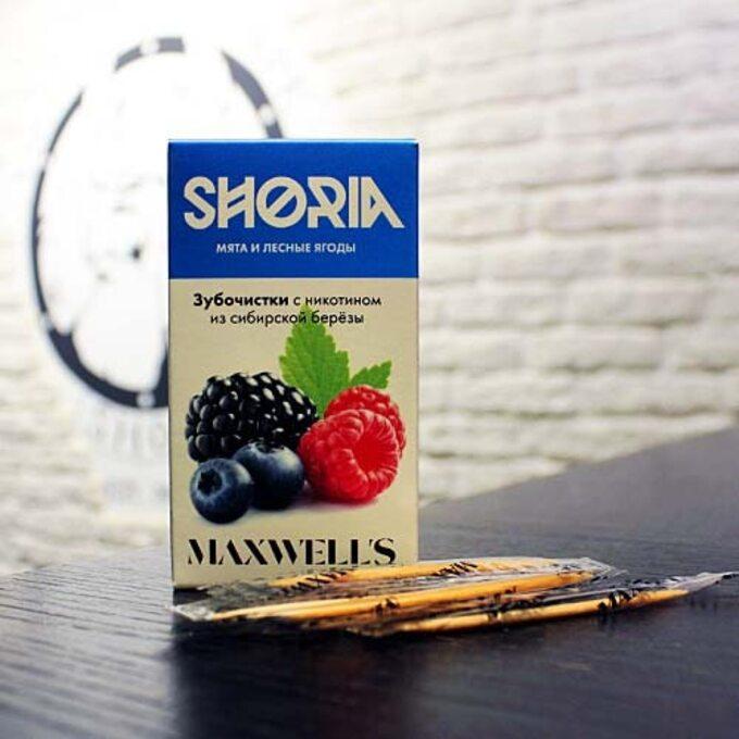 Жидкость для вейпа Зубочистки Maxwell'S Shoria