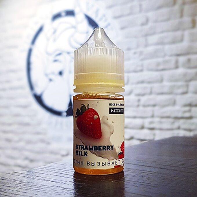 EC Nice Strawberry Milk SALT