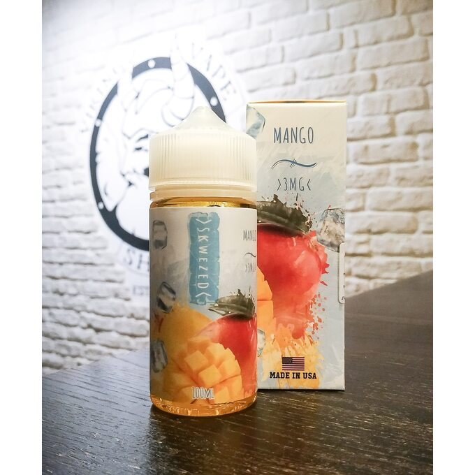 Жидкость для вейпа Skwezed Mango Iced