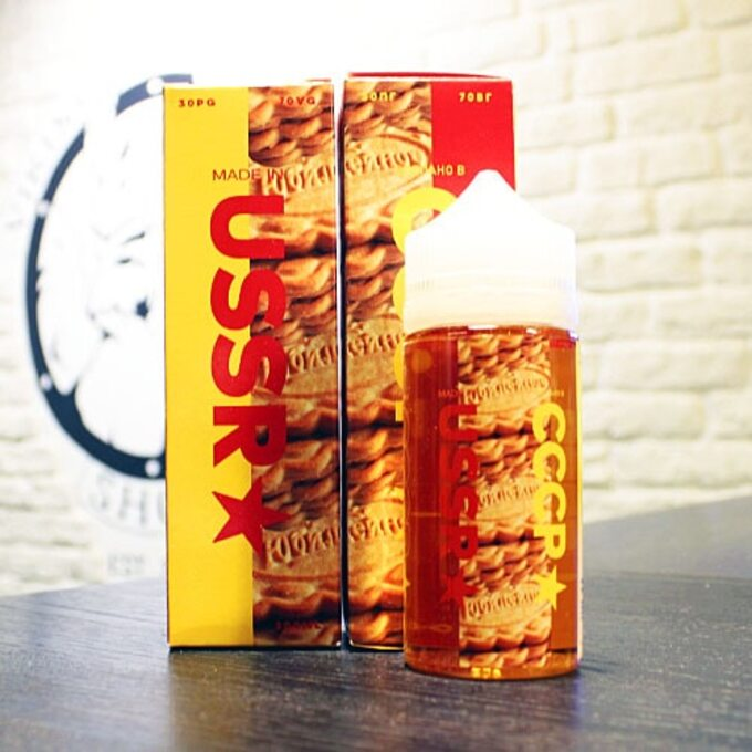 Made in USSR Рассыпчатое печенье
