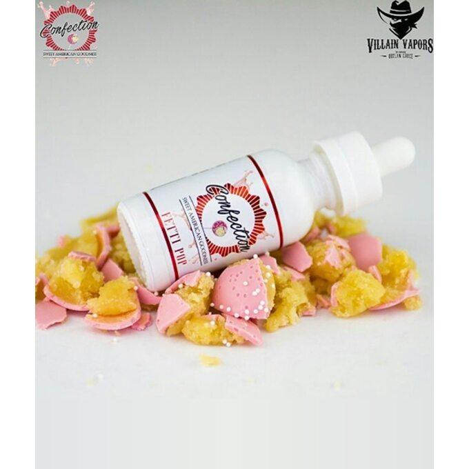 Confection FETTI POP