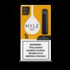 Одноразовая электронная сигарета MYLE Mini 300 затяжек Ледяное Яблоко Манго