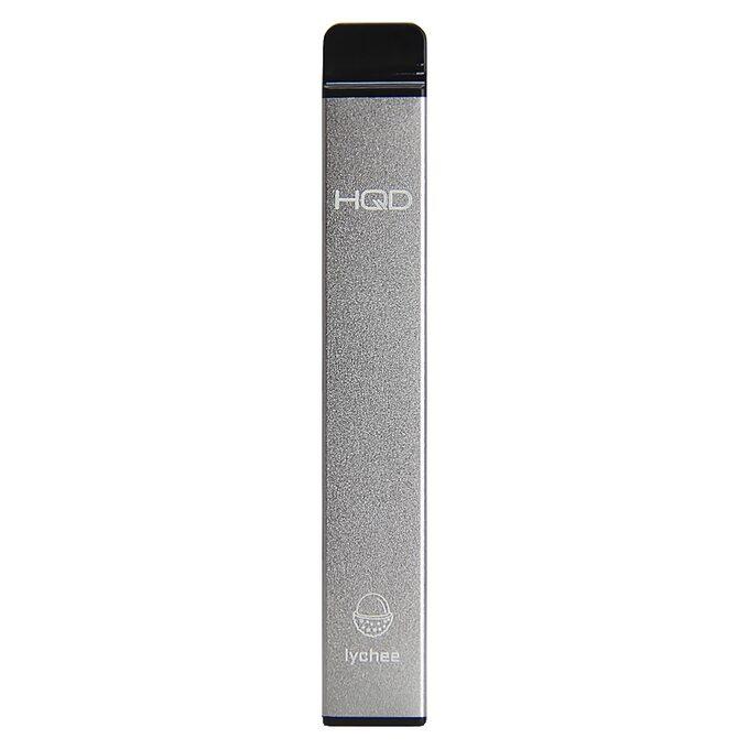 Одноразовая электронная сигарета HQD Ultra Stick 500 затяжек Lychee