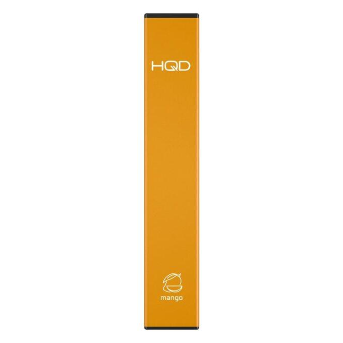 Одноразовая электронная сигарета HQD Ultra Stick 500 затяжек Mango