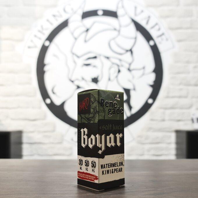Жидкость Boyar SALT Renegade
