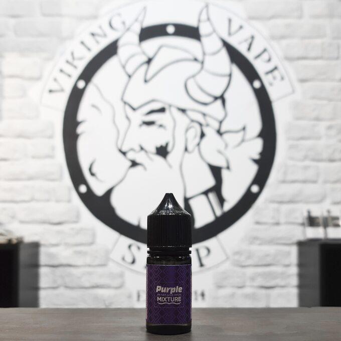 Жидкость Mixture Juice SALT Purple