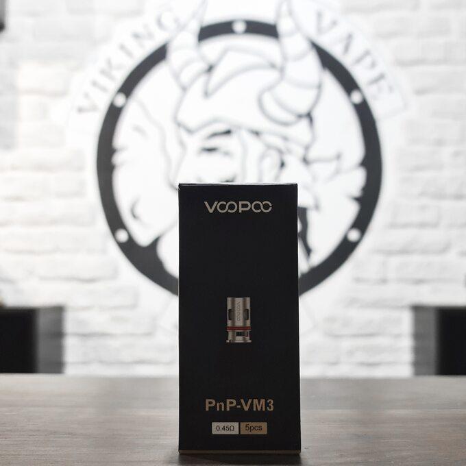 Cменный испаритель VOOPOO PNP VM3